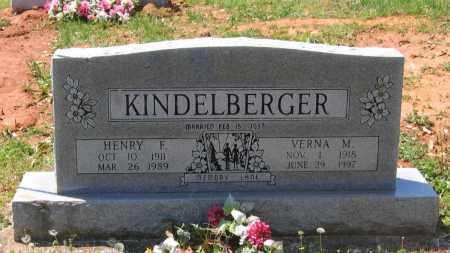 KINDELBERGER, VERNA MAE - Lawrence County, Arkansas | VERNA MAE KINDELBERGER - Arkansas Gravestone Photos