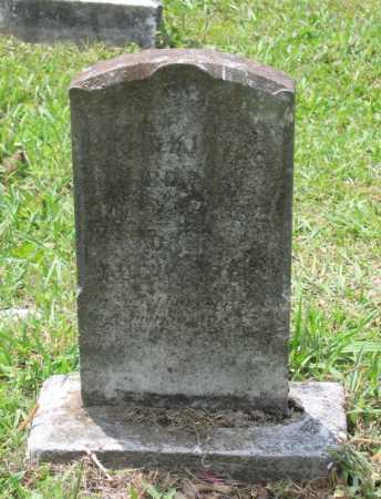 KING (VETERAN CSA), ALLEN J. - Lawrence County, Arkansas   ALLEN J. KING (VETERAN CSA) - Arkansas Gravestone Photos