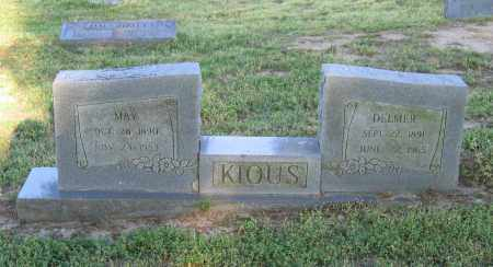 KIOUS, IVA MAY - Lawrence County, Arkansas | IVA MAY KIOUS - Arkansas Gravestone Photos