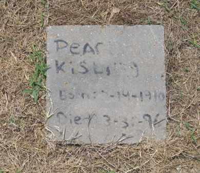 RIMER KISLING, PEARL - Lawrence County, Arkansas | PEARL RIMER KISLING - Arkansas Gravestone Photos