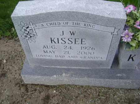 KISSEE, J.W. - Lawrence County, Arkansas   J.W. KISSEE - Arkansas Gravestone Photos