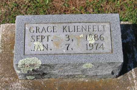 KLIENFELT, GRACE - Lawrence County, Arkansas | GRACE KLIENFELT - Arkansas Gravestone Photos