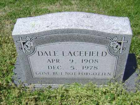 LACEFIELD, DALE - Lawrence County, Arkansas | DALE LACEFIELD - Arkansas Gravestone Photos