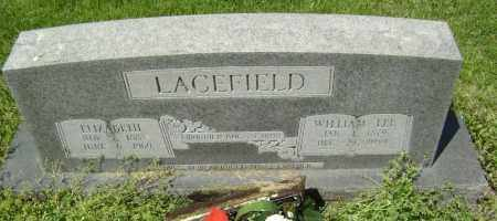 LACEFIELD, WILLIAM LEE - Lawrence County, Arkansas   WILLIAM LEE LACEFIELD - Arkansas Gravestone Photos