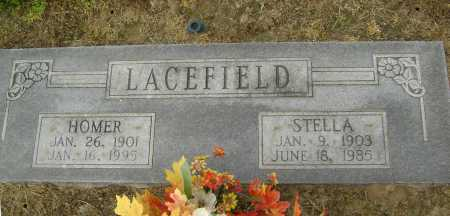 LACEFIELD, HOMER ANDREW - Lawrence County, Arkansas | HOMER ANDREW LACEFIELD - Arkansas Gravestone Photos