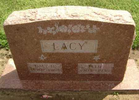 LACY, DALY D. - Lawrence County, Arkansas | DALY D. LACY - Arkansas Gravestone Photos