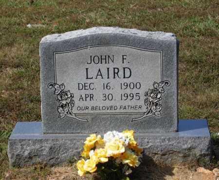 LAIRD, JOHN FLETCHER - Lawrence County, Arkansas | JOHN FLETCHER LAIRD - Arkansas Gravestone Photos