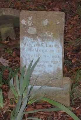 LAIRD, WILLIAM E. - Lawrence County, Arkansas | WILLIAM E. LAIRD - Arkansas Gravestone Photos