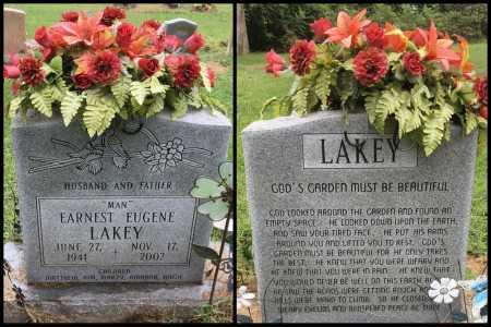 "LAKEY, EARNEST EUGENE ""MAN"" - Lawrence County, Arkansas | EARNEST EUGENE ""MAN"" LAKEY - Arkansas Gravestone Photos"
