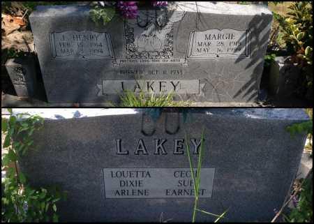 LAKEY, MARY MABLE - Lawrence County, Arkansas | MARY MABLE LAKEY - Arkansas Gravestone Photos