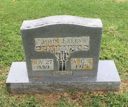 LAKEY, JOHN H - Lawrence County, Arkansas | JOHN H LAKEY - Arkansas Gravestone Photos