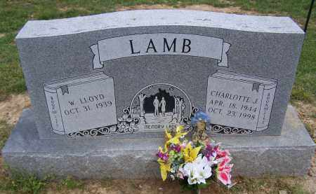 LAMB, CHARLOTTE JEANNE - Lawrence County, Arkansas | CHARLOTTE JEANNE LAMB - Arkansas Gravestone Photos