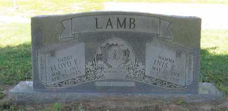 LAMB, FLOYD E. - Lawrence County, Arkansas | FLOYD E. LAMB - Arkansas Gravestone Photos