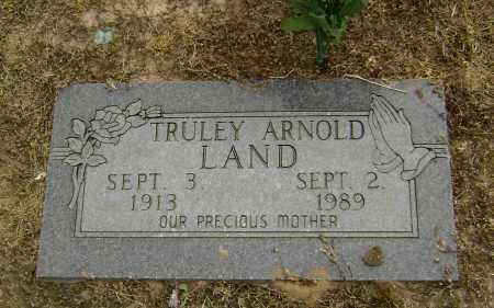 ARNOLD LAND, TRULEY AGNES - Lawrence County, Arkansas | TRULEY AGNES ARNOLD LAND - Arkansas Gravestone Photos