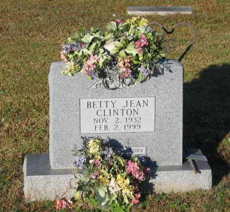 CLINTON, BETTY JEAN DEAL LANE - Lawrence County, Arkansas | BETTY JEAN DEAL LANE CLINTON - Arkansas Gravestone Photos