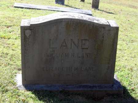 LANE, WILLIAM N. - Lawrence County, Arkansas   WILLIAM N. LANE - Arkansas Gravestone Photos