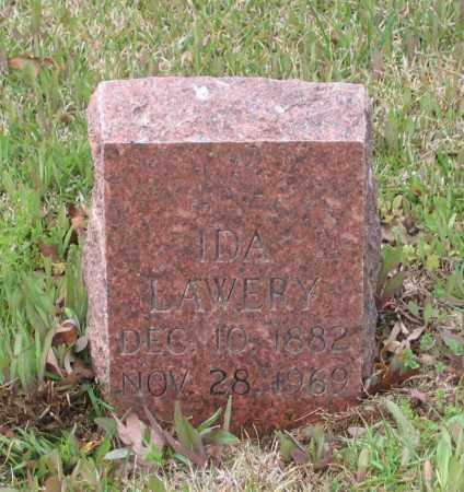HUFSTEDLER, IDA - Lawrence County, Arkansas | IDA HUFSTEDLER - Arkansas Gravestone Photos