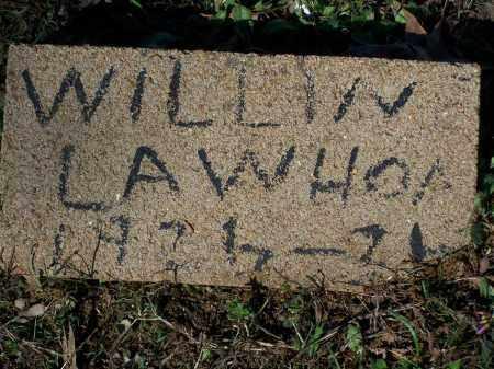 LAWHON, WILLENE - Lawrence County, Arkansas   WILLENE LAWHON - Arkansas Gravestone Photos