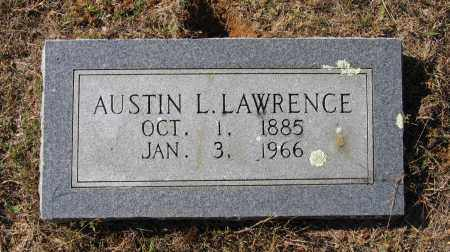 LAWRENCE, AUSTIN L. - Lawrence County, Arkansas   AUSTIN L. LAWRENCE - Arkansas Gravestone Photos