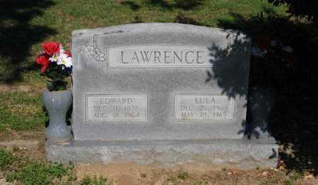 LAWRENCE, LULA - Lawrence County, Arkansas | LULA LAWRENCE - Arkansas Gravestone Photos