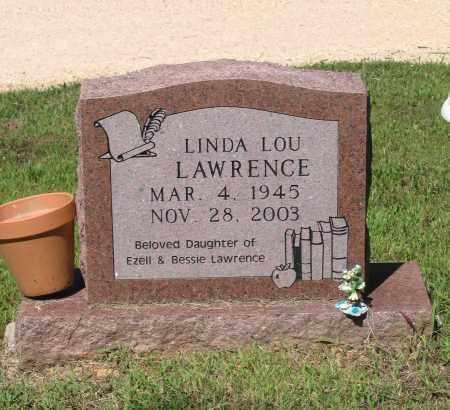 LAWRENCE, LINDA LOU - Lawrence County, Arkansas | LINDA LOU LAWRENCE - Arkansas Gravestone Photos