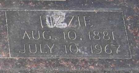 LAWRENCE, LIZZIE - Lawrence County, Arkansas | LIZZIE LAWRENCE - Arkansas Gravestone Photos