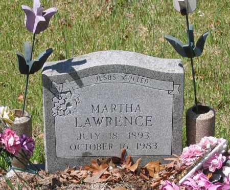 THORNTON LAWRENCE, MARTHA ELIZABETH - Lawrence County, Arkansas | MARTHA ELIZABETH THORNTON LAWRENCE - Arkansas Gravestone Photos