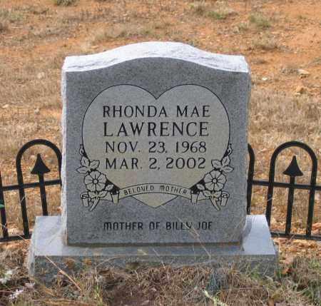 BALDRIDGE LAWRENCE, RHONDA MAE - Lawrence County, Arkansas | RHONDA MAE BALDRIDGE LAWRENCE - Arkansas Gravestone Photos
