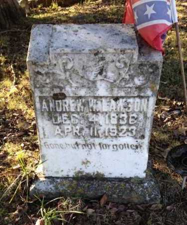 LAWSON, ANDREW WILLIAM - Lawrence County, Arkansas | ANDREW WILLIAM LAWSON - Arkansas Gravestone Photos