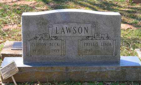 "LAWSON, CLIFTON ""BUCK"" - Lawrence County, Arkansas 