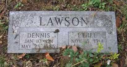 LAWSON, DENNIS - Lawrence County, Arkansas | DENNIS LAWSON - Arkansas Gravestone Photos