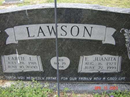 LAWSON, EARLIE L. - Lawrence County, Arkansas | EARLIE L. LAWSON - Arkansas Gravestone Photos