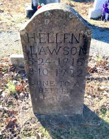 LAWSON, HELLEN - Lawrence County, Arkansas | HELLEN LAWSON - Arkansas Gravestone Photos