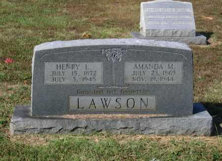 LAWSON, AMANDA M. - Lawrence County, Arkansas | AMANDA M. LAWSON - Arkansas Gravestone Photos