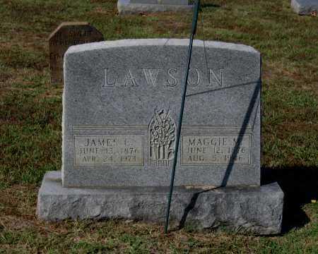 "LAWSON, MARGARET MELISSA ""MAGGIE"" - Lawrence County, Arkansas | MARGARET MELISSA ""MAGGIE"" LAWSON - Arkansas Gravestone Photos"