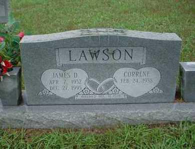 "LAWSON, JAMES DODSON ""JACK"" - Lawrence County, Arkansas   JAMES DODSON ""JACK"" LAWSON - Arkansas Gravestone Photos"