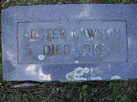 LAWSON, LEHMAN LESTER - Lawrence County, Arkansas   LEHMAN LESTER LAWSON - Arkansas Gravestone Photos