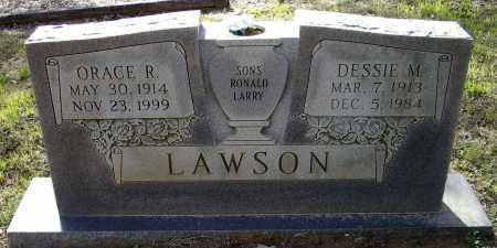 LAWSON, ORACE RAY - Lawrence County, Arkansas   ORACE RAY LAWSON - Arkansas Gravestone Photos