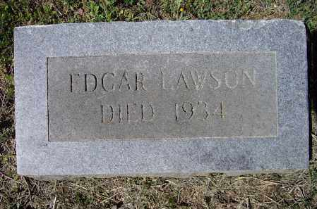 "LAWSON, THOMAS EDGAR ""SPECK"" - Lawrence County, Arkansas 