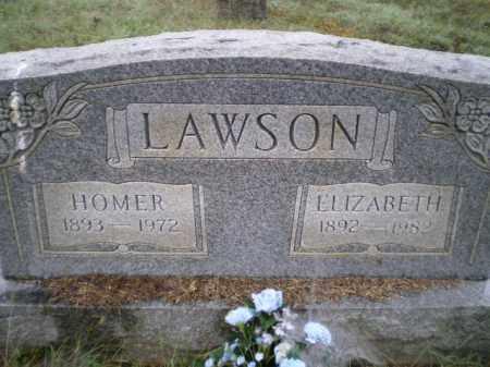 LAWSON, THOMAS HOMER - Lawrence County, Arkansas | THOMAS HOMER LAWSON - Arkansas Gravestone Photos
