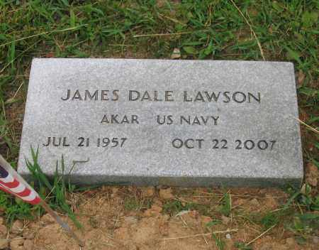LAWSON (VETERAN), JAMES DALE - Lawrence County, Arkansas | JAMES DALE LAWSON (VETERAN) - Arkansas Gravestone Photos