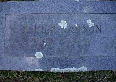 LAWSON, WALTER - Lawrence County, Arkansas   WALTER LAWSON - Arkansas Gravestone Photos