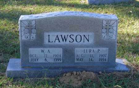 LAWSON, LURA PAULINE - Lawrence County, Arkansas | LURA PAULINE LAWSON - Arkansas Gravestone Photos