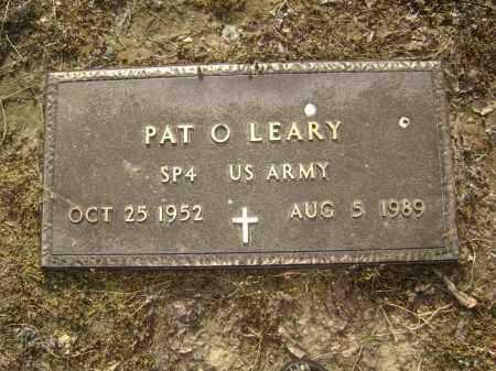 O'LEARY (VETERAN), PAT - Lawrence County, Arkansas   PAT O'LEARY (VETERAN) - Arkansas Gravestone Photos