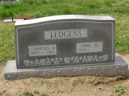 LEDGESS, OPAL M. - Lawrence County, Arkansas | OPAL M. LEDGESS - Arkansas Gravestone Photos