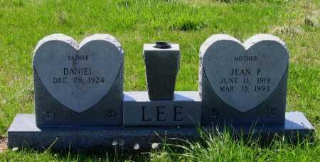 LEE, JEAN P. - Lawrence County, Arkansas | JEAN P. LEE - Arkansas Gravestone Photos