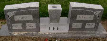 LEE, MARIE R. - Lawrence County, Arkansas   MARIE R. LEE - Arkansas Gravestone Photos