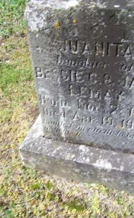 LEMAY, JUANITA - Lawrence County, Arkansas | JUANITA LEMAY - Arkansas Gravestone Photos
