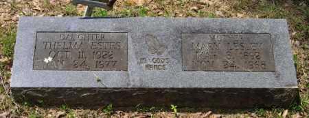 ESTES, THELMA - Lawrence County, Arkansas | THELMA ESTES - Arkansas Gravestone Photos