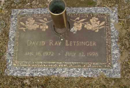 LETSINGER, DAVID RAY - Lawrence County, Arkansas | DAVID RAY LETSINGER - Arkansas Gravestone Photos